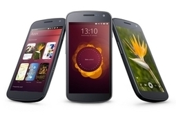 Les premiers smartphones Ubuntu arriveront en octobre | Ubuntu French Press Review | Scoop.it