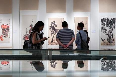 Forging an art market in China | Inside Art | Scoop.it