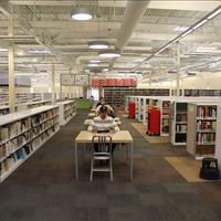 Out of Abandoned Texas Walmart, a Vast New Library | LIS News, Ideas, & Issues | Scoop.it