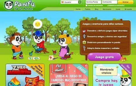 Panfu, universo virtual con juegos y actividades didácticas para niños | Las TIC y la Educación | Scoop.it