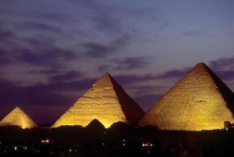 Sound & Light Show at Giza Pyramids - Powered by em.com.eg | Cairo tour package | Scoop.it