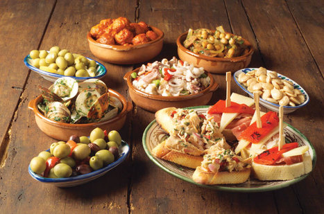 Spain and its culture: the food! | 21st Century World Language Teaching | Scoop.it