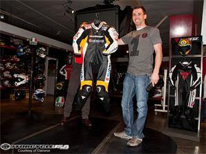 MotorcycleUSA.com | Dainese Introduces D-air Racing in the USA | Ductalk Ducati News | Scoop.it