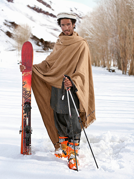 Ski Afghanistan | As digitally seen ... | Scoop.it