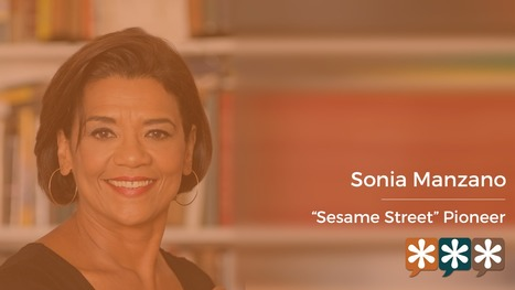 "Sonia Manzano: ""Sesame Street"" Pioneer 