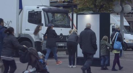 Un affichage qui effraie les passants lors du scan d'un QR Code | Tourisme et Communication | Scoop.it