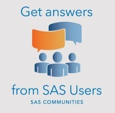 Free training course: SAS Programming for R Users | Bazaar | Scoop.it