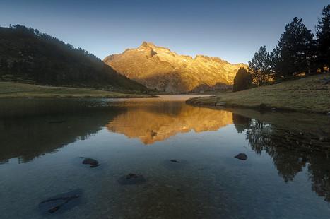 Lac D'Aumar et le Néouvielle au réveil | Vallée d'Aure - Pyrénées | Scoop.it