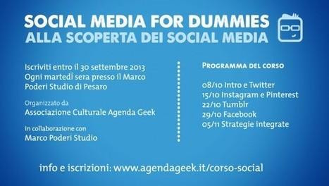 Agenda Geek | Blog tecnologia, marketing e social media | Social Media | Scoop.it