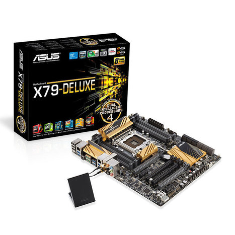 ASUS X79-DELUXE – Motherboard | High-Tech news | Scoop.it