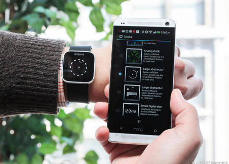 Sony goes for the wrist again with higher-res, NFC-enabled SmartWatch 2   Tecnologias   Scoop.it