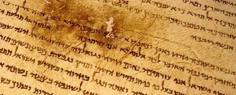 Dead Sea Scrolls – Cultural Institute   History, Geography and new technologies   Scoop.it