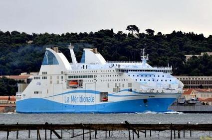 Toulon : Le port à plein régime avec La Méridionale et les paquebots de Marseille | Mer et Marine | Croisières maritimes | Scoop.it