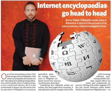 Après 15 ans d'épopée intellectuelle, quel futur pour l'encyclopédie libre?   Biens Communs   Scoop.it