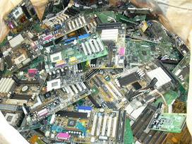Quan els electrons ja no corren: metales preciosos de los residuos ... | Diario de la Tecnologia | Scoop.it