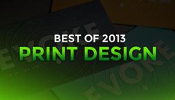 Les meilleurs design print de 2013 | Graphic Design | Scoop.it