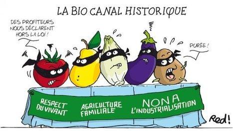 L'agro-industrie veut confisquer le mot «bio» | la presse AGRIcole | Scoop.it