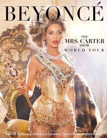 Beyoncé part en tournée mondiale | Beyoncé | Scoop.it
