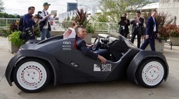 'The Strati', the Very First 3D Printed Car | Machines Review | MachinesReviews | Scoop.it