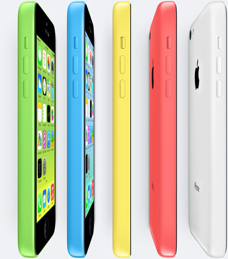 iPhone 5S vs iPhone 5C price, colors, features: which one is for you? | Marketing | Scoop.it