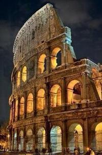 Twitter / PaisajeGeo: El Coliseo, Roma, Italia. ...   Motel Corsi news   Scoop.it