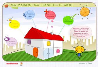 Espace Elèves | Le site de la Fondation La main à la pâte | Jeux sérieux | Scoop.it