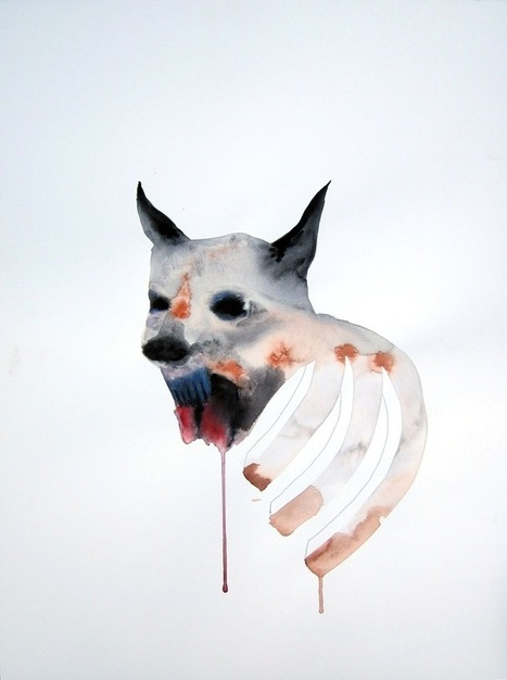 Klone - Watch Out For The Dog | Art Collecting with 5 Pieces Gallery | Scoop.it