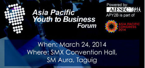 APY2B: The Youth and Business Sector for Social Change - Rappler | Social Innovation Impact | Scoop.it