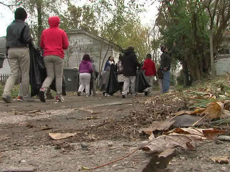 Brookside neighborhood aims to cut crime by cleaning up east-side blight | Neighborhood | Scoop.it