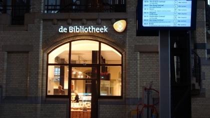 De stationsbibliotheek isopen! | innovative libraries | Scoop.it