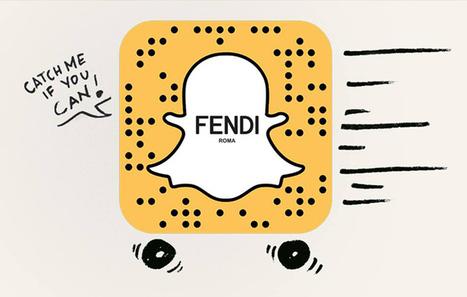 Snapchat, le nouvel incontournable du luxe | Actualité Social Media : blogs & réseaux sociaux | Scoop.it