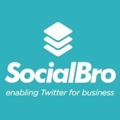 SocialBro - Advanced Twitter Management | Programas varios. | Scoop.it