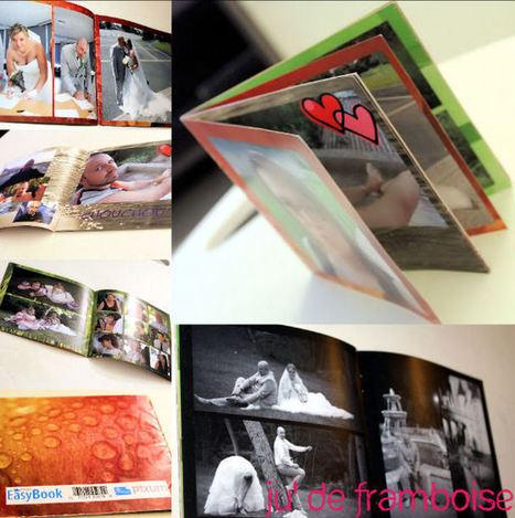 Ju2Framboise : Le Livre Photo de mon Bébé, semaine par semaine, avec Pixum (Tuto DIY) | Créations, Idées, DIY | Scoop.it
