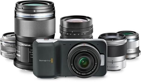 BlackMagic Pocket Cinema Camera update resolves issues - Product Reviews | Digital Film Making | Scoop.it