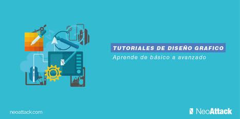 Tutoriales Diseño Gráfico: Aprende desde Básico a Avanzado | Educacion, ecologia y TIC | Scoop.it