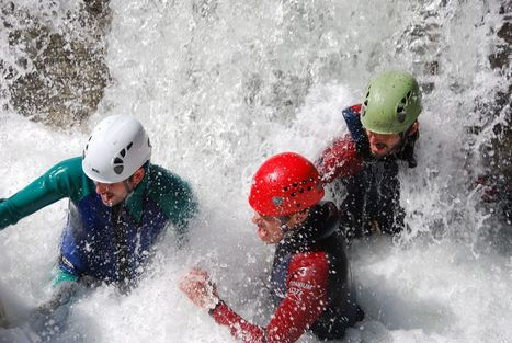 Canyoning in Nepal : Bhandari Tours & Travels | Trekking & tour in Nepal | Scoop.it
