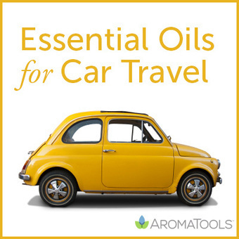 Essential Oils for Car Travel | essential oils | Scoop.it