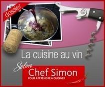 Que boire avec un saumon au vin rouge ? | ecce vino | Accord Mets-Vins avec les vins de Loire | Scoop.it