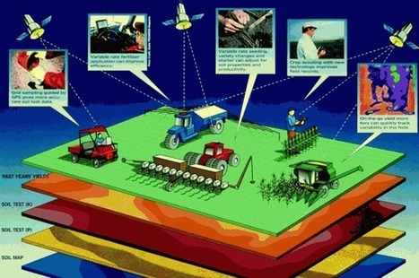 Geospatial Technologies in Precision Agriculture | Imagem Agronegócio | Scoop.it