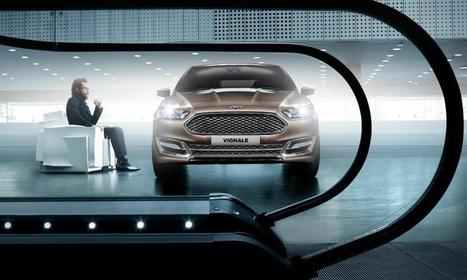 Ford Store borrows from Apple in bid to move brand upscale in Europe | Automotive Customer Experience Excellence | Scoop.it