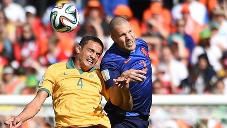 Las mejores imágenes del Holanda - Australia en Brasil 2014 - Mundial Brasil 2014 | RPP NOTICIAS | MUNDIAL 2014 | Scoop.it