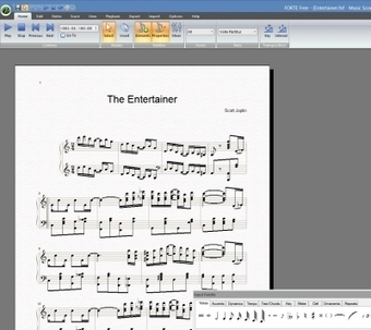 A Complete Music Scoring And Notation App For Free   Trae la Música a Clase   Scoop.it