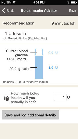 Roche launches FDA-cleared diabetes app with insulin calculator in US | Digital communication & advancements | Scoop.it