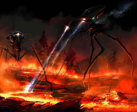 How a Faked Alien invasion Could Turn U.S. Economy Around   Lewis ECO 101   Scoop.it