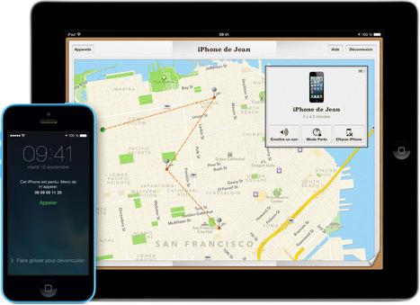 La police de New York fait la promo d'iOS 7 dans les rues | Geeks | Scoop.it