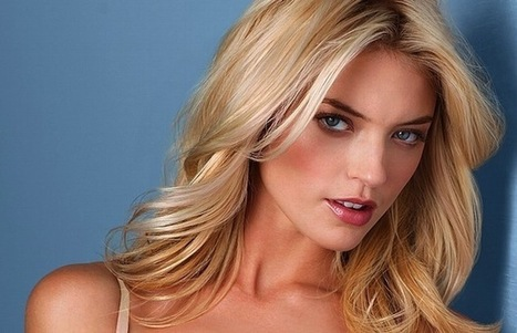 Victoria's Secret Model Martha Hunt Is What Dreams Are Made Of | Mens Magazine | Scoop.it