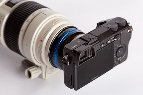 Sony Nex Camera System can use almost any lens with a simple and inexpensive lens adapter! | SonyAlphaLab.com | Sony DSLR Reveiws, Alpha, Nex, SLT, Cyber-Shot, Sony Lens Reviews | Sony Nex Cameras and Lens Adapter Options!! | Scoop.it