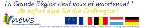 Newsletter de la Grande Région   Revue de presse du CRIJ Lorraine et du réseau IJ Lorrain   Scoop.it