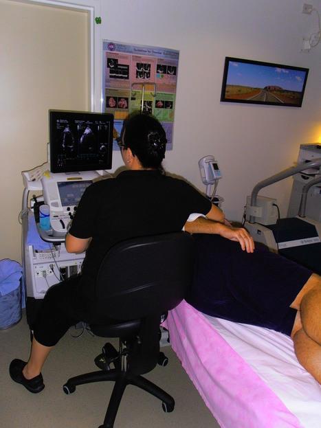Echocardiogram Technician | Work & Play Environment | Scoop.it