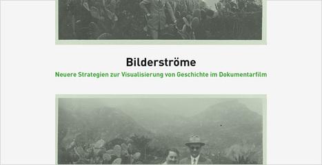 Bilderströme - Neuere Strategien zur Visualisierung von Geschichte | PARA DOX | Scoop.it